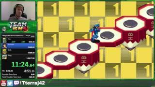 Mega Man Battle Network 1 any% RTA in 1:25:37