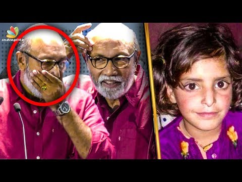 Sathyaraj's gets emotional for Asifa | Justice for Asifa