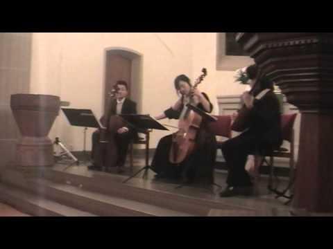 Caix D'Hervelois; Plainte for Viola da gamba & B.c.; performed by Bassorum vox