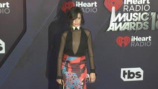 Camila Cabello Fulfills Lifetime Dream To Perform at the GRAMMY Awards. thumbnail