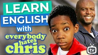 "Learn English with Everybody Hates Chris | ""The Number One Rule"""