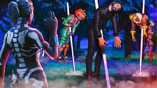 Skull Ranger Murders John Wick - Fortnite Battle Royale