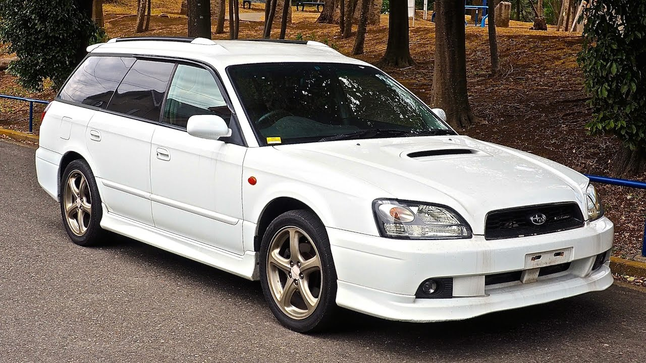 2002 Subaru Legacy GT-B E-Tune Twin Turbo EJ20 (Canada Import) Japan  Auction Purchase Review