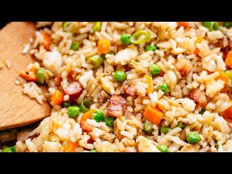 bacon shallot rice pilaf