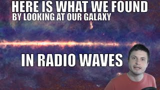 What We Recently Found By Looking at Milky Way in Radio Waves