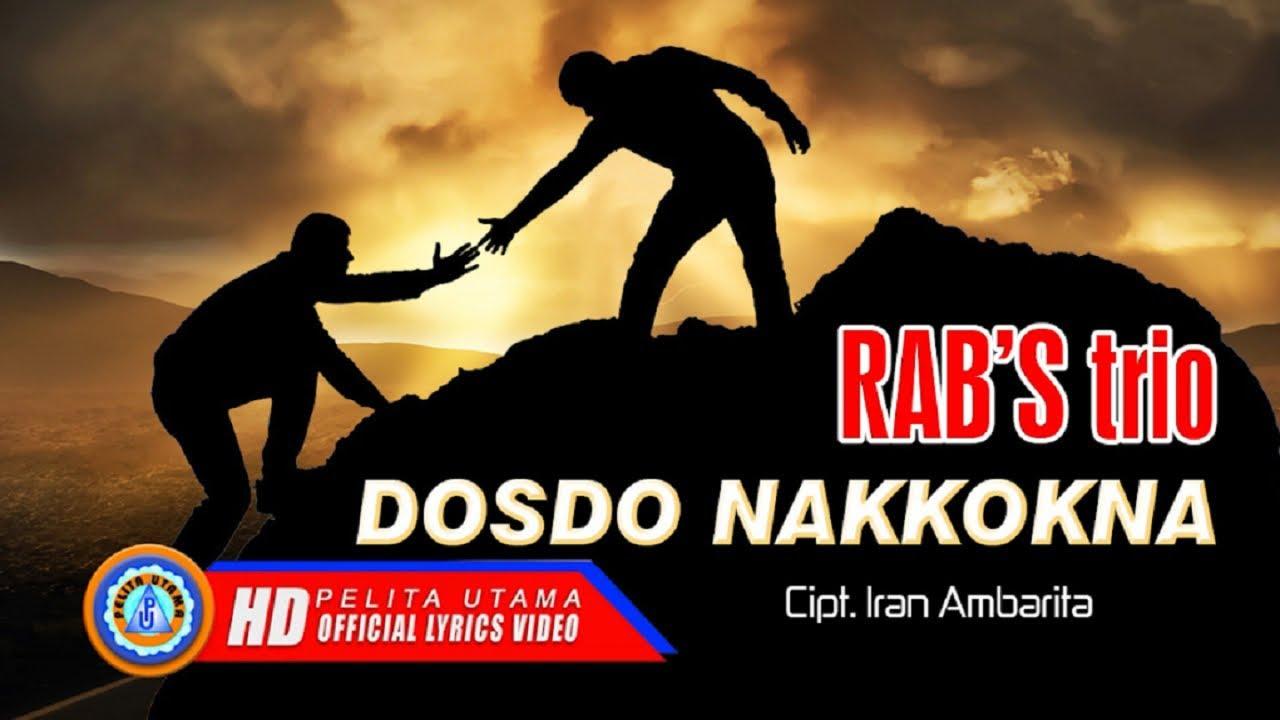 Rab's Trio - DOSDO NAKKOKNA (Official Lyrics Video)