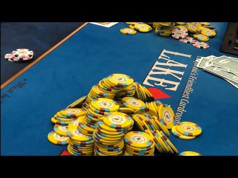 Live Poker Vlog #7 Pot-Limit Omaha (PLO) Getting Paid w/ Quads!
