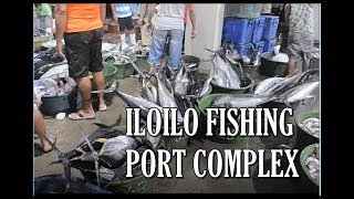 Dinner at Iloilo Fishing Port Complex: Seafood at Its Freshest