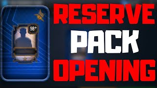 OPENING 10 ALL-STAR RESERVE PACKS IN NBA LIVE MOBILE 20!!!