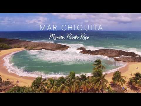 Mar Chiquita Manatí Puerto Rico