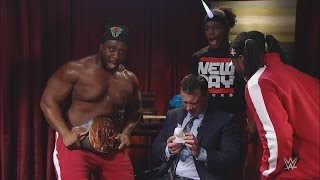 The New Day gives Michael Cole a job evaluation: Feb. 3, 2016