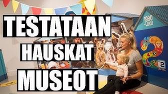 TAAPEROTIISTAI: Lasten maksuttomat museot Helsingissä