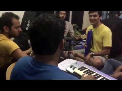 Kaavyapur Sessions - Adheera Mana pre-shoot rehearsal