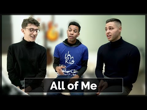 All of Me (John Legend) - Jack and Joel Ft. Matheus Oliveira
