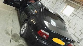 BMW E39 частичный ремонт