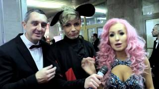 2 fashion левшин на m1 music awards part 2