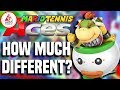 How Different Is Mario Tennis Aces After Bowser Jr. Nerf?