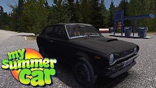 NOWY WYGLĄD SAMOCHODU - My Summer Car #99.8