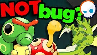 EVERY Bug Type Pokemon EXPLAINED! | What Are They? | Gnoggin