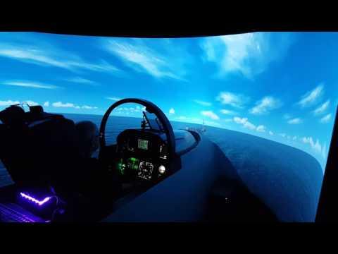 F/A-18 HORNET 200FOV-HD