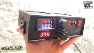 Создаем блок питания 36V 7А с нуля.