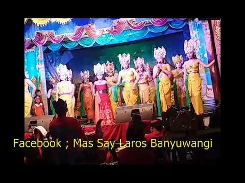 UMBUL UMBUL BELAMBANGAN Jan18 Janger STYO KRIDHO BUDOYO Live Pasar Pesanggaran