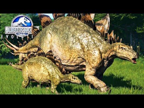 Jurassic World Evolution - DINOSSAUROS FILHOTES e MUITO MAIS! | (#28) (PT-BR)