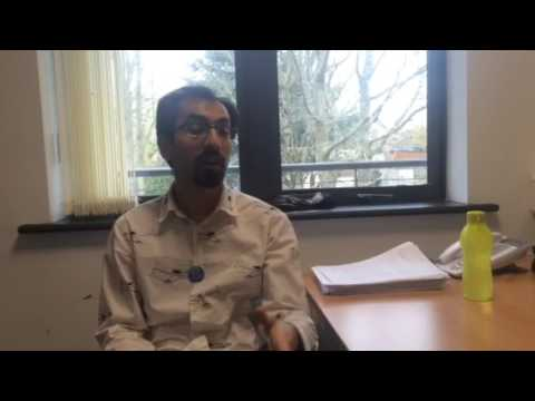 Interview with PHD student
