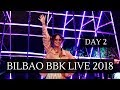 Bilbao BBK Live, Day 2 Vlog: The xx, The Chemical Brothers, Environmentally Friendly Festival