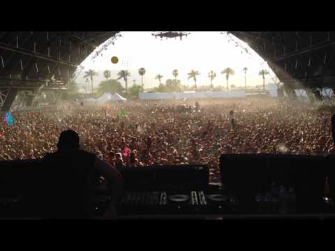 Bingo Players Live at Coachella 2013