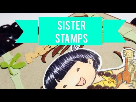 """""""Kaleo"""" Start to Finish - Sister Stamps Release #27"""