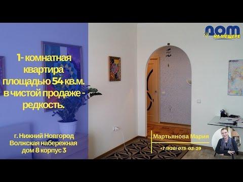 Жилая недвижимость в Нижнем Новгороде, продажа и аренда