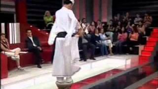 ميرو شو   MiRO Show ميرو على LBC برنامج احمر بالخط العريض