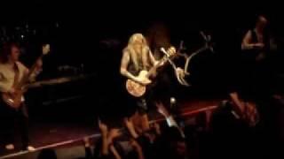 Korpiklaani - Tervaskanto Live @ Boogaloo Zagreb 21.10.2007