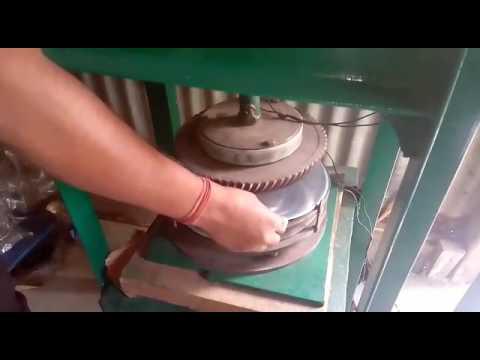 Assam Hand press Paper Plate Making & Assam Hand press Paper Plate Making - YouTube