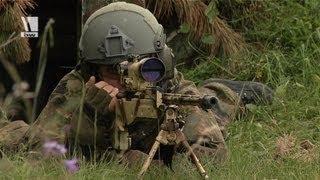 Das Scharfschützengewehr G22 - Bundeswehr