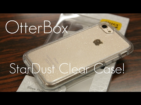 clear-sparkles!---otterbox-symmetry-clear-case---stardust-edition!---iphone-7-/-8-&-plus