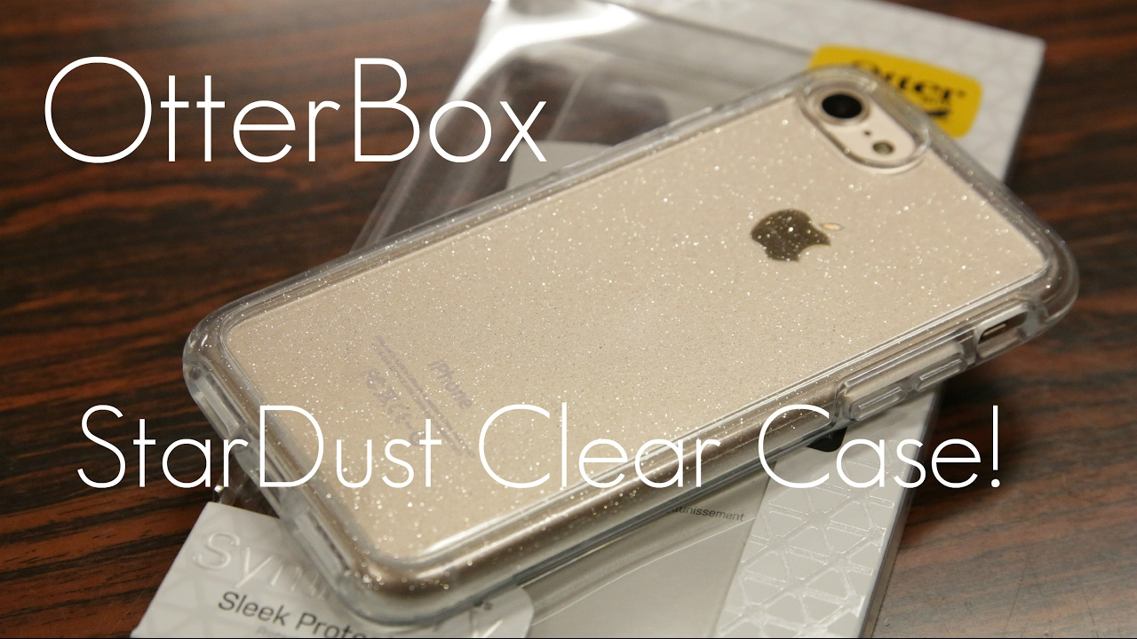 info for e3bb3 56f5b Clear Sparkles! - OtterBox Symmetry Clear Case - StarDust Edition! - iPhone  7 / 8 & PLUS