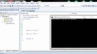 Learn programming now 6 ( Output spaces between words C++)