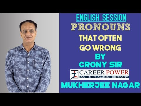 Important Pronoun Rules For All Competitive Exams