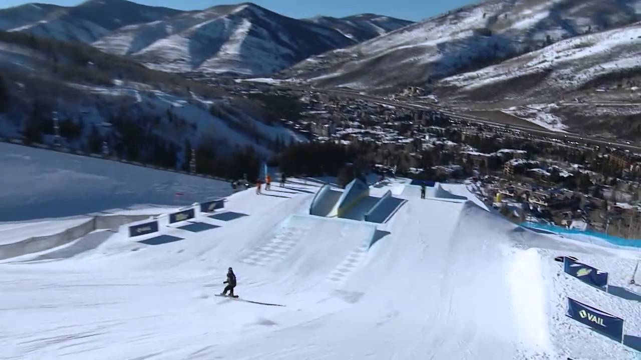 Snowboard Double 1620º