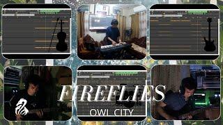 Owl City - Fireflies (Baroque Pop Rock Cover)