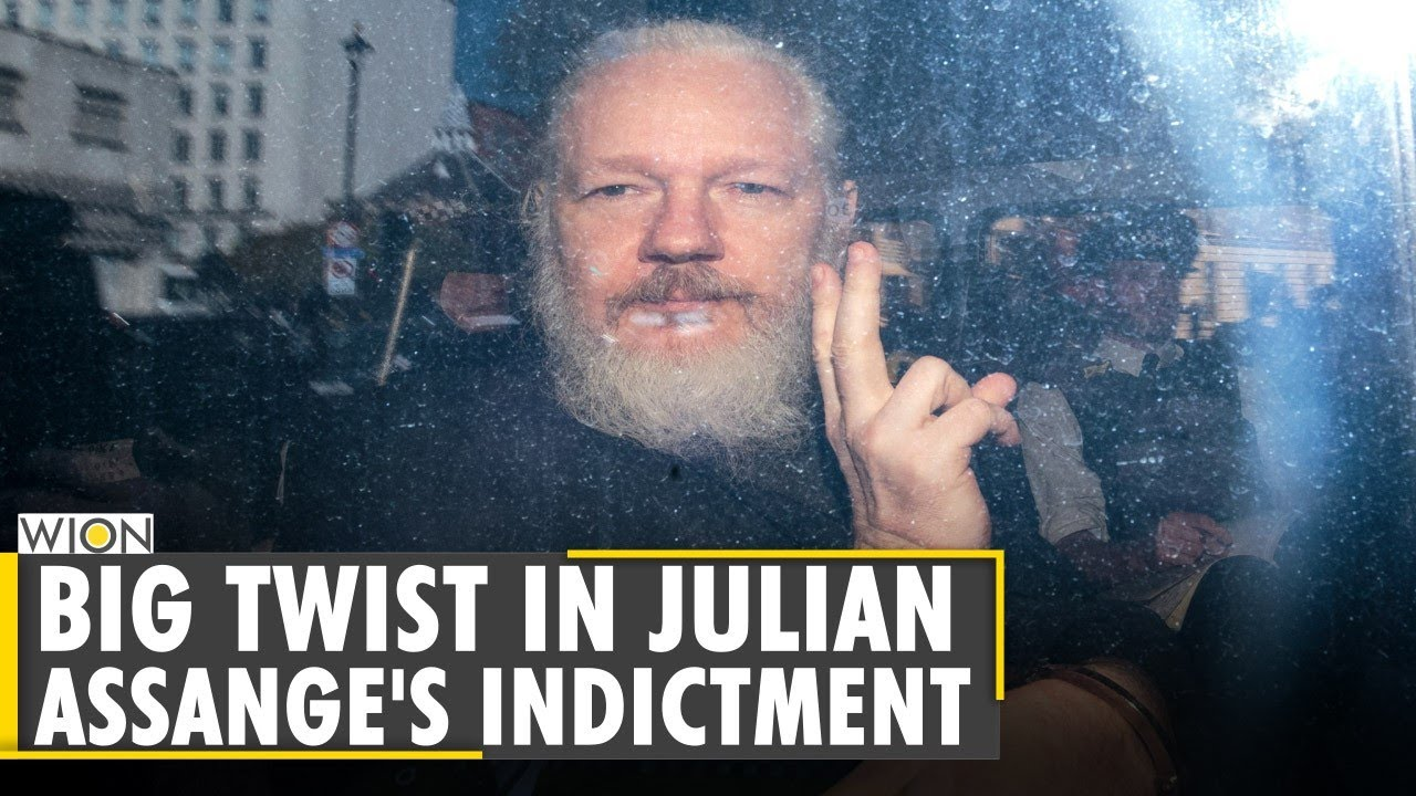 Download Julian Assange Case: Key witness admits to lying in testimony to help FBI | WikiLeaks | English News