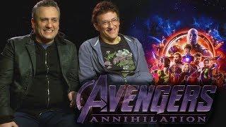 Avengers 4 Title Teaser Joe Russo Trolls Fans