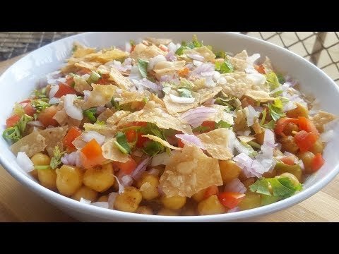 Mazedaar Juicy Chanay / Chatpati Channa Chaat (Ramadan Special) by YES I CAN COOK