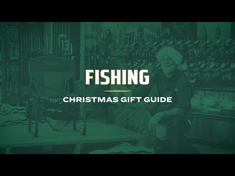 Holiday Gift Guide 2019: Fishing