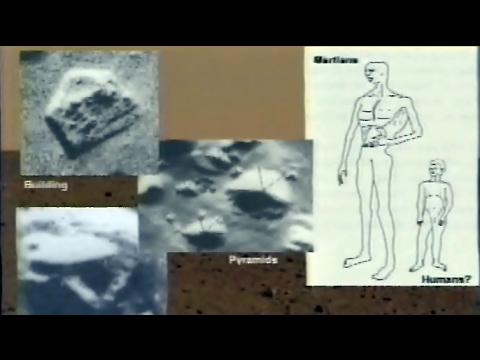 Joe McMoneagle - Remote viewing of Mars (2004)
