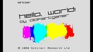 ZX Spectrum Basic: 1. Основы программирования (синтаксис, циклы, переменные)