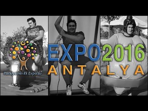 Expo 2016 Antalya' da 2 Gün