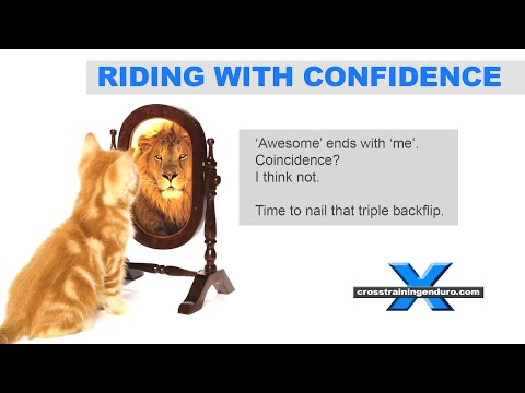 RIDING DIRT BIKES WITH CONFIDENCE: enduro vlog #101